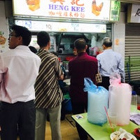 Photo taken at Heng Kee Curry Chicken Noodles by Gaik Kee Deewi T. on 2/22/2017