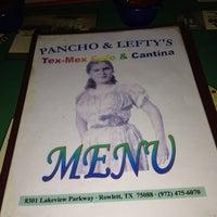 Photo taken at Pancho & Lefty's by Jennifer J. on 9/19/2013
