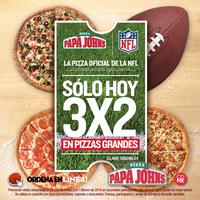Photo taken at Papa John's Pizza CDMX - Interlomas by Papa J. on 2/1/2015