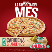 Photo taken at Papa John's Pizza CDMX - Leones by Papa J. on 6/27/2016