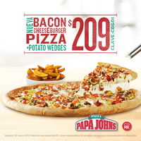 Photo taken at Papa John's Pizza CDMX - Leones by Papa J. on 3/9/2015