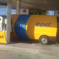 Photo taken at İZ PETROL OPET / SUNPET by TMR T. on 4/11/2017