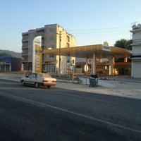 Photo taken at İZ PETROL OPET / SUNPET by TMR T. on 7/16/2013