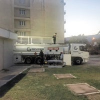 Photo taken at İZ PETROL OPET / SUNPET by TMR T. on 10/2/2017