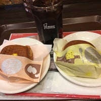 Photo taken at Mister Donut by hiro s. on 11/22/2017