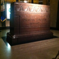 Photo taken at Lincoln Tomb State Historic Site by Elliot P. on 7/16/2013