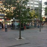 Photo taken at Cumhuriyet Parkı by VuraL Ç. on 7/26/2013