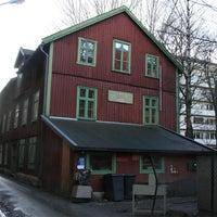 Photo taken at Stiftelsen Arbeidkollektivet - Huset by Bolek A G A. on 4/4/2014