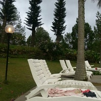 Photo taken at Sinabung Hills Resort Hotel by Edwin H. on 7/5/2014
