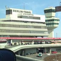 """Das Foto wurde bei Flughafen Berlin-Tegel """"Otto Lilienthal"""" (TXL) von Rr C. am 3/25/2013 aufgenommen"""