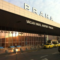 Photo taken at Václav Havel Airport Prague (PRG) by Танюшка Дьяченкова on 8/31/2013