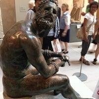 7/17/2013 tarihinde Alex T.ziyaretçi tarafından Greek and Roman Art'de çekilen fotoğraf