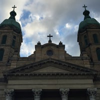 Photo taken at St. Peter's Catholic Church by Tracie C. on 7/2/2016