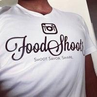 Photo taken at FoodShootr HQ by Godwin J. on 10/4/2013