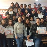 Photo taken at Ayrancılar Atatürk İlk-Orta Okulu by Esra K. on 1/20/2017