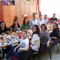 Photo taken at Ayrancılar Atatürk İlk-Orta Okulu by Esra K. on 6/10/2015