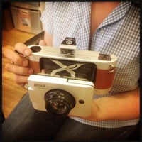 Photo taken at Lomography Gallery Store by Doc P. on 11/5/2012