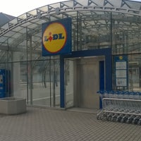 Photo taken at Lidl by Boris G. on 3/5/2016