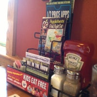 Photo taken at Applebee's by Najwa D. on 9/1/2013