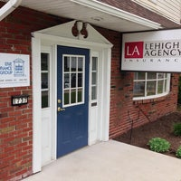 Photo taken at Lehigh Agency Insurance by Jim H. on 5/15/2014