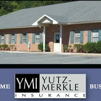 Photo taken at Yutz-Merkle Insurance Agency by Jim H. on 10/31/2016