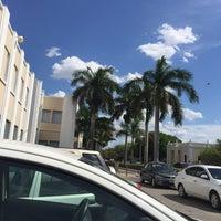 Photo taken at estacionamiento FMed by Avë P. on 5/25/2016