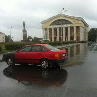 Photo taken at Площадь Кирова by Максим А. on 7/19/2013