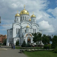 Photo taken at Преображенский Собор by Julia C. on 7/17/2013