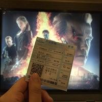 Photo taken at Wanda International Cinema by Xavier W. on 8/24/2015
