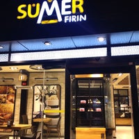 Photo taken at Sümer F. Patisserie Cafe . by Serkan U. on 10/29/2015