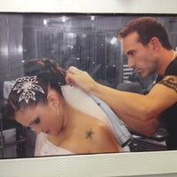 Photo taken at Kabecas Coiffeur by Marnem S. on 7/17/2013