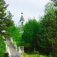 Photo taken at Храм святителя Николая Чудотворца by DariaDaria on 5/31/2015