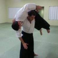 Photo taken at Linsei Dojo Aikido by Aikido L. on 9/20/2013