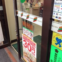 Photo taken at 7-Eleven by Haruhiko E. on 7/19/2014