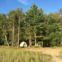 Photo taken at Agawa Bay Campground (Lake Superior Provincial Park) by Katherine C. on 8/25/2016