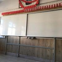 Photo taken at Bilge Kağan İlköğretim Okulu by Ilhan Z. on 2/25/2017