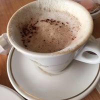 Photo taken at The Italian Coffee Company by Afrogonza's S. on 9/5/2015