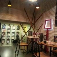 12/15/2013 tarihinde Suleyman ö.ziyaretçi tarafından Tasarım Bookshop Cafe'de çekilen fotoğraf