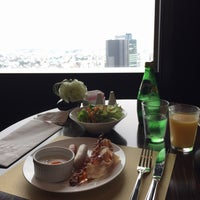Photo taken at Executive Salon - Cerulean Tower Tokyu Hotel by Sweet Revenge on 7/1/2015