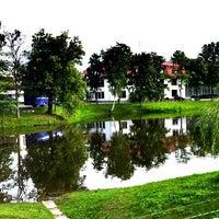 Снимок сделан в База ФК «Зенит» пользователем Irina K. 8/30/2013