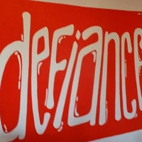 Photo taken at Defiance Brewing Co. by R W H. on 3/31/2016