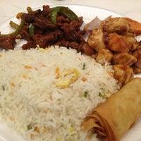 Photo taken at Hong Kong Chinese Restaurant by Nikki B. on 7/11/2013