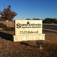 Photo taken at San Antonio Apartment Association by Amy S. on 1/6/2014