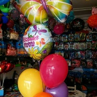 Photo taken at Balloons 30700 by Alfredo T. on 5/25/2016