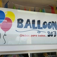 Photo taken at Balloons 30700 by Alfredo T. on 7/2/2016