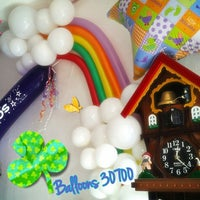 Photo taken at Balloons 30700 by Alfredo T. on 1/10/2015