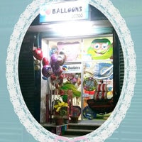 Photo taken at Balloons 30700 by Alfredo T. on 1/16/2015