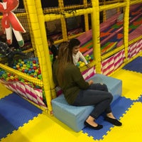 Photo taken at Playland by esra B. on 11/12/2017