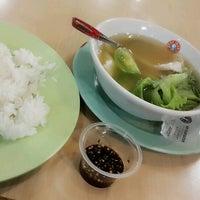 Photo taken at Sop Ikan Batam Mall Ambassador by Panda C. on 3/13/2014