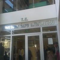 Photo taken at T.C. Etimesgut Tapu Müdürlüğü by Umut U. on 4/14/2014